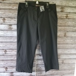 NWOT The Limited Exact Stretch Cropped Pants 4